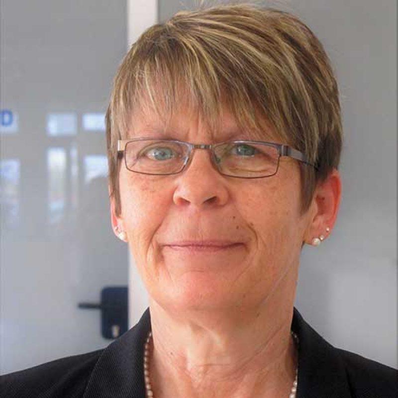 Andrea Bube (HR)